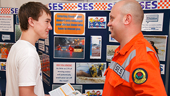 NSW SES - Auburn Unit Information Night
