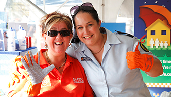 Gilgandra Headquarters Official Opening and Open Day