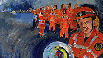 New NSW SES State Headquarters Art Competition Winners Announced