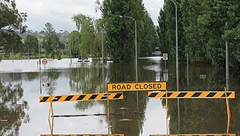 NSW SES Crews Busy Following Heavy Rain