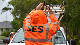 THANK YOU NSW SES VOLUNTEERS
