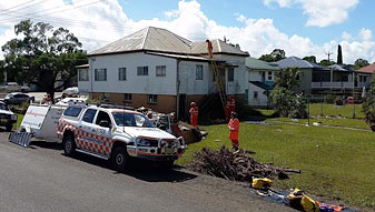 Disaster assistance for storm and flood affected communities in NSW