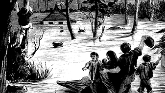 Reflecting on the record 1867 Hawkesbury-Nepean flood