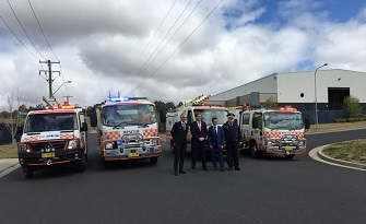Emergency Response Capability Enhanced in NSW SES Central West Region