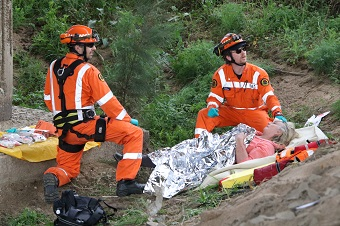 Winning Teams Announced - NSW SES State Disaster Rescue Competition