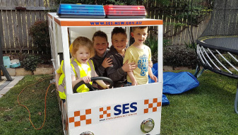 NSW SES State Headquarters Open Day - Saturday 4th November