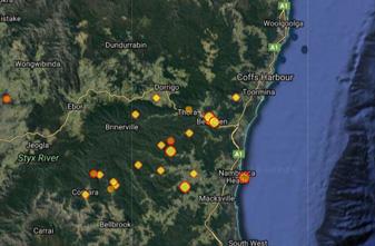 Earthquakes Felt on Mid-North Coast