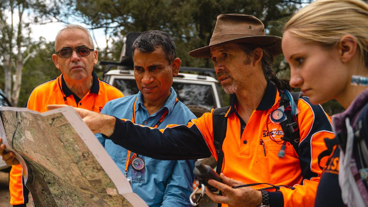 SES volunteers train in remote first aid in Blue Mountains