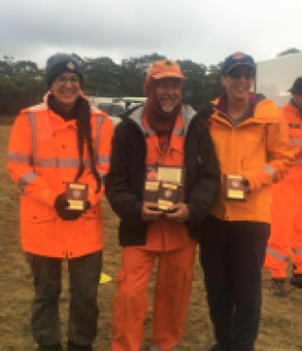 NSW SES Shoalhaven team wins bush rescue competition