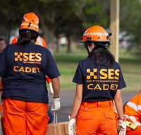 Celebrating NSW SES Youth