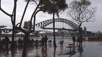 East Coast Set to Get Soaked