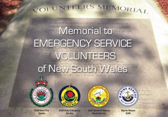 Annual Emergency Services Volunteer Memorial Service