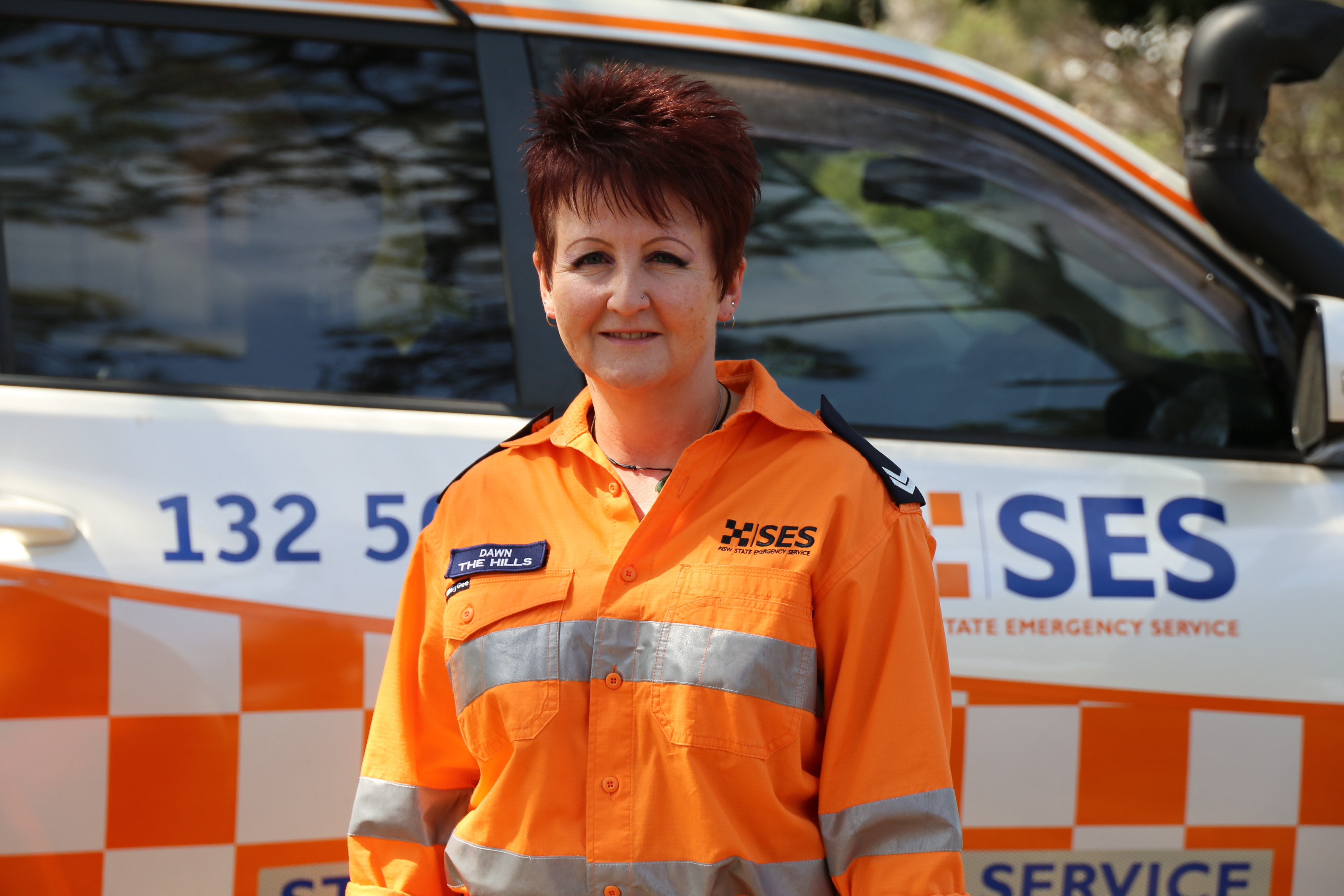 NSW SES volunteer set to officially call Australia home