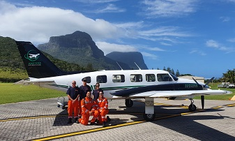NSW SES Storm Teams Clean Up after Ex-Tropical Cyclone Uesi