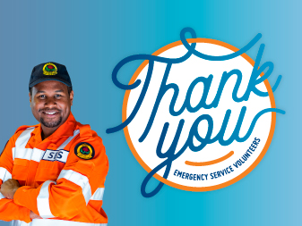 Australia says thanks to our first responders