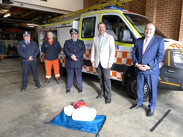 Life-Saving Boost for Emergency Services