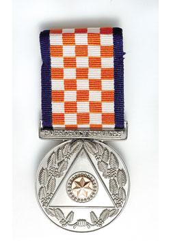 NSW SES aviation specialist awarded Emergency Services Medal