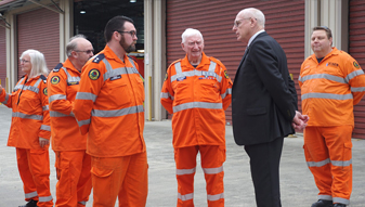 Shoutout – The NSW State Emergency Service