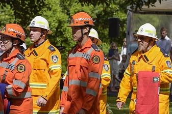 Emergency Services Volunteer Memorial Service