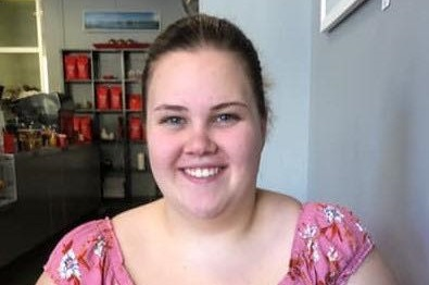 Katie Newcombe wins young inspirational women award