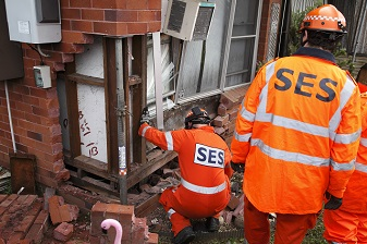 The Centre for Volunteering shines light on NSW SES