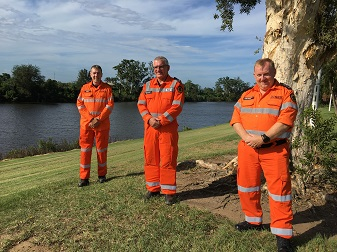 NSW SES Hawkesbury-Nepean Valley Units on standby