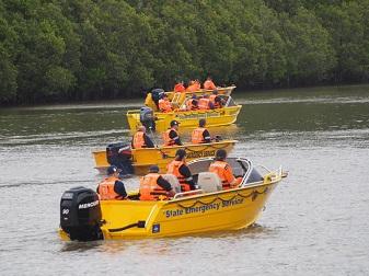 22 flood rescues as volunteers prepare for more rain