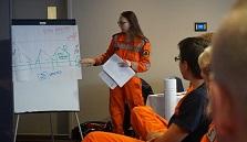 Get Ready Girls Workshop at Gosford SES Unit