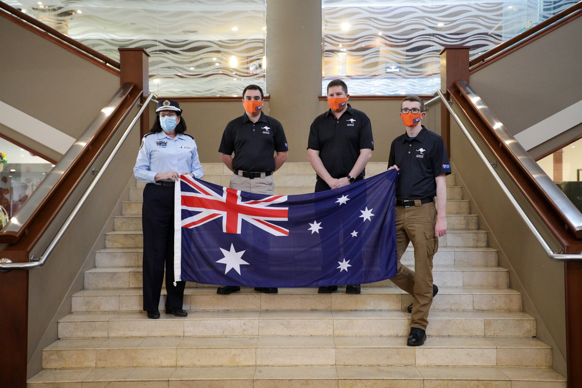 NSW FIREFIGHTERS AND EMERGENCY SPECIALISTS TO HELP BATTLE WILDFIRES IN CANADA