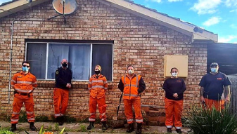 'These people are heroes': South Coast woman thanks volunteers