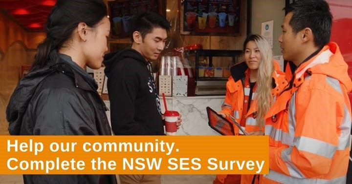 Disaster awareness survey launched for Northern Rivers